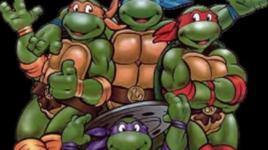 Wojownicze żółwie ninja szykują się do powrotu!