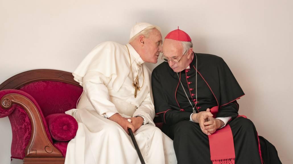 DwÃłch PapieÅźy