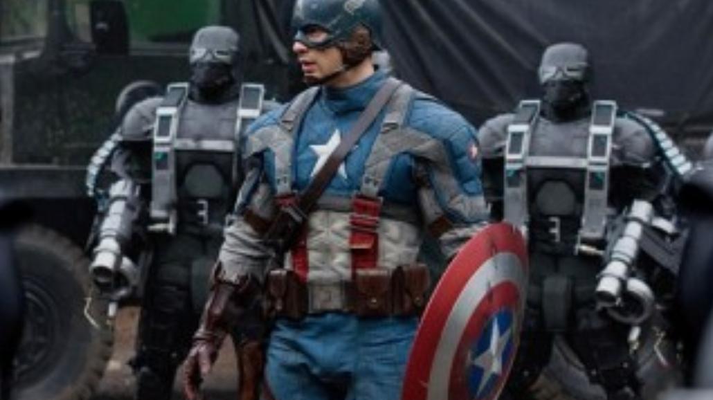 Kapitan Ameryka podbił box office