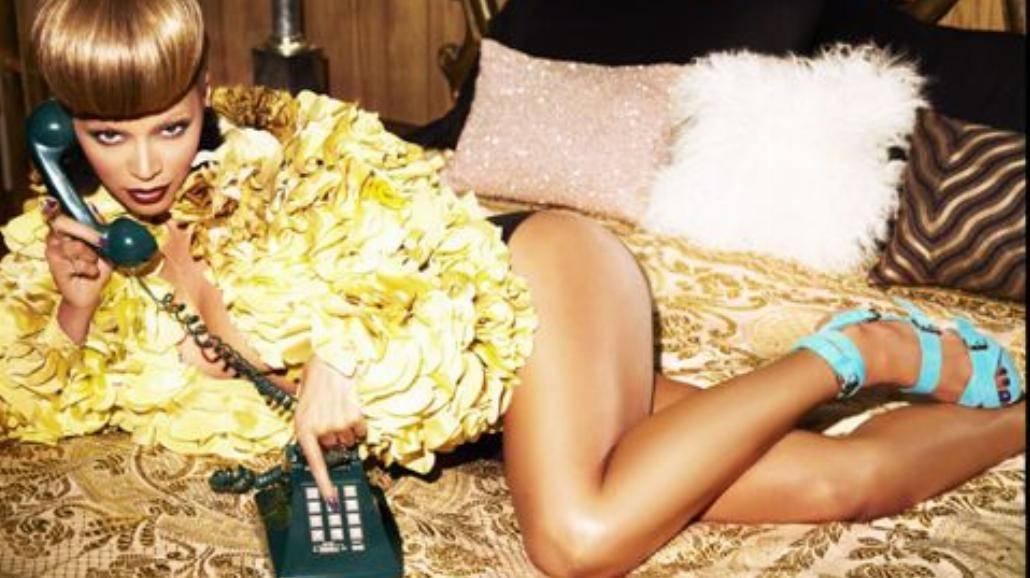 Album Beyonce platynowy w Polsce