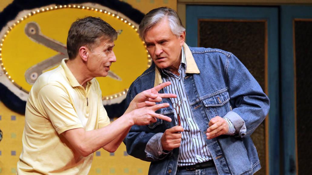 Szalone noÅźyczki - WrocÅ'awski Teatr Komedia