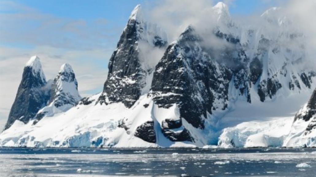 Przeżyj rok na Antarktydzie