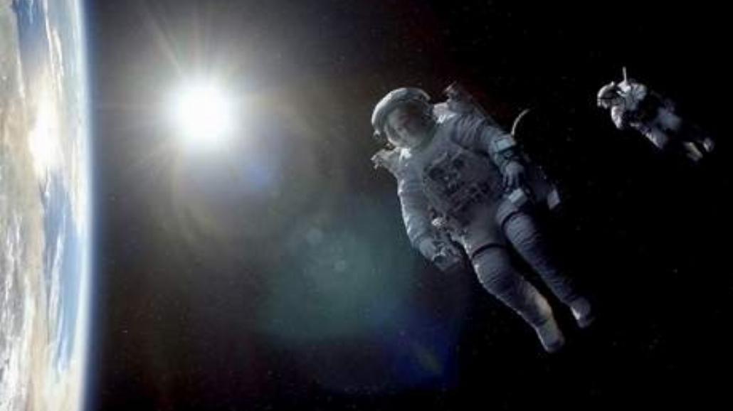 Samotność kosmonautki (Grawitacja - recenzja)