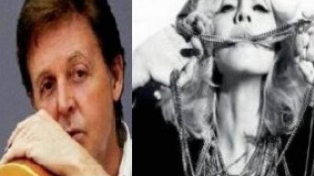 Madonna czy McCartney, kto wystąpi na Narodowym?