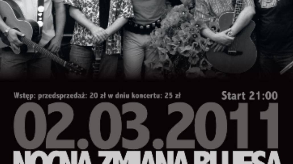 Granie Na Żywo: Nocna Zmiana Bluesa w  Hard Rock Cafe