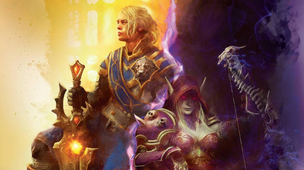 World of Warcraft: Cisza przed burzÄ…