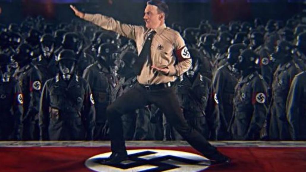 """Ninja, roboty i naziści. Obejrzyj online """"Kung Fury""""!"""