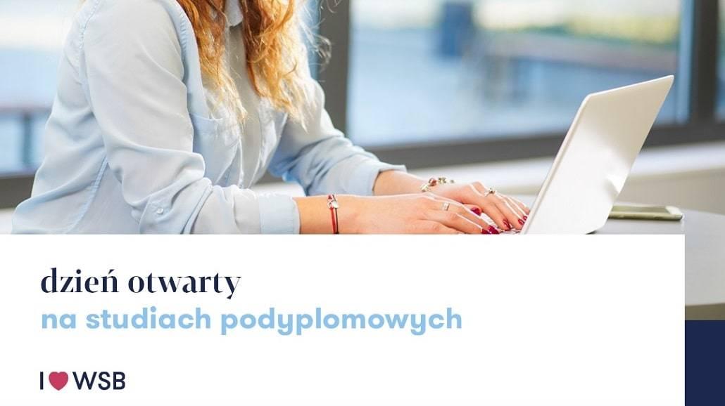 Dzień otwarty na Studiach Podyplomowych w WSB Warszawa