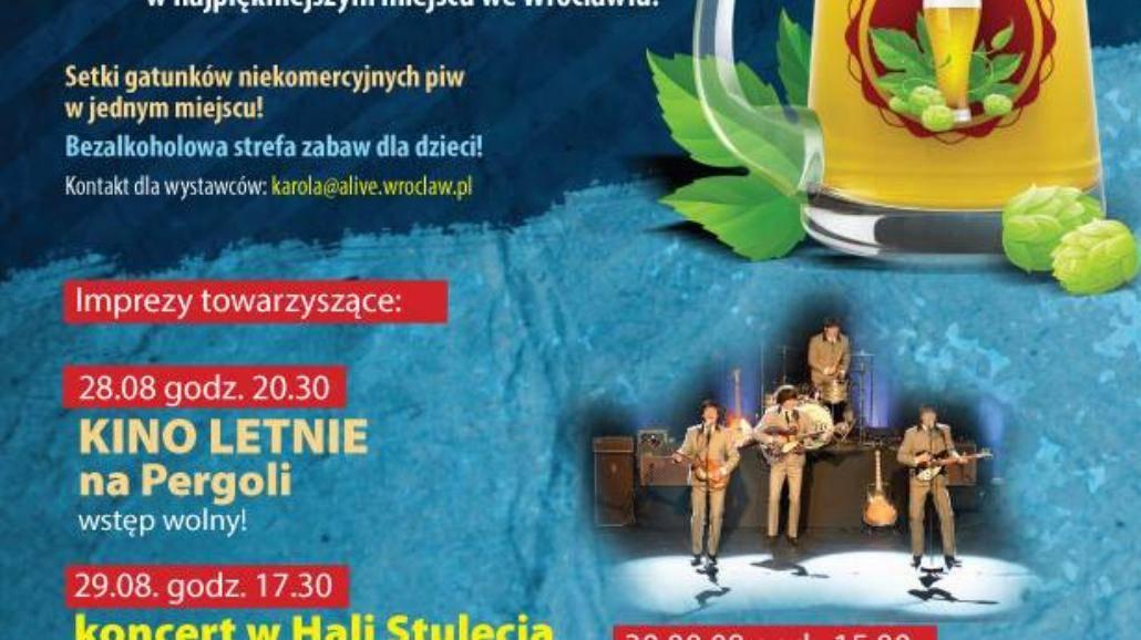 Pożegnaj lato na wrocławskiej Pergoli