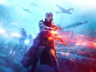 Battlefield V zapowiedziany! Zobacz zwiastun gry [WIDEO] - premiera, trailer, 2018, rozgrywka, tryby, multiplayer