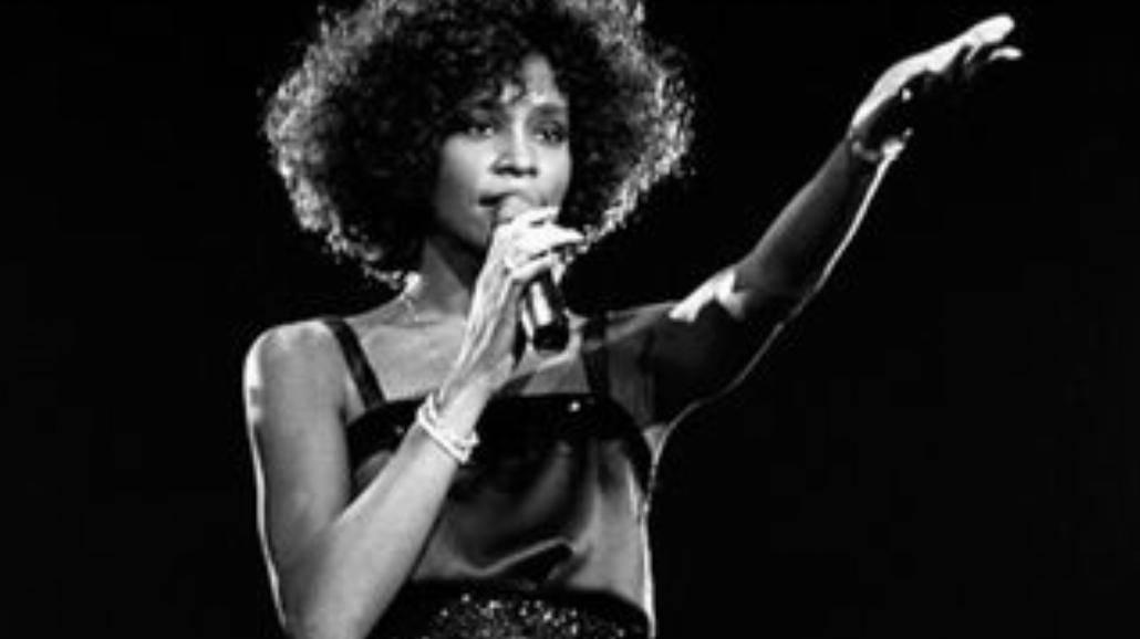 Pożegnaliśmy Whitney Houston
