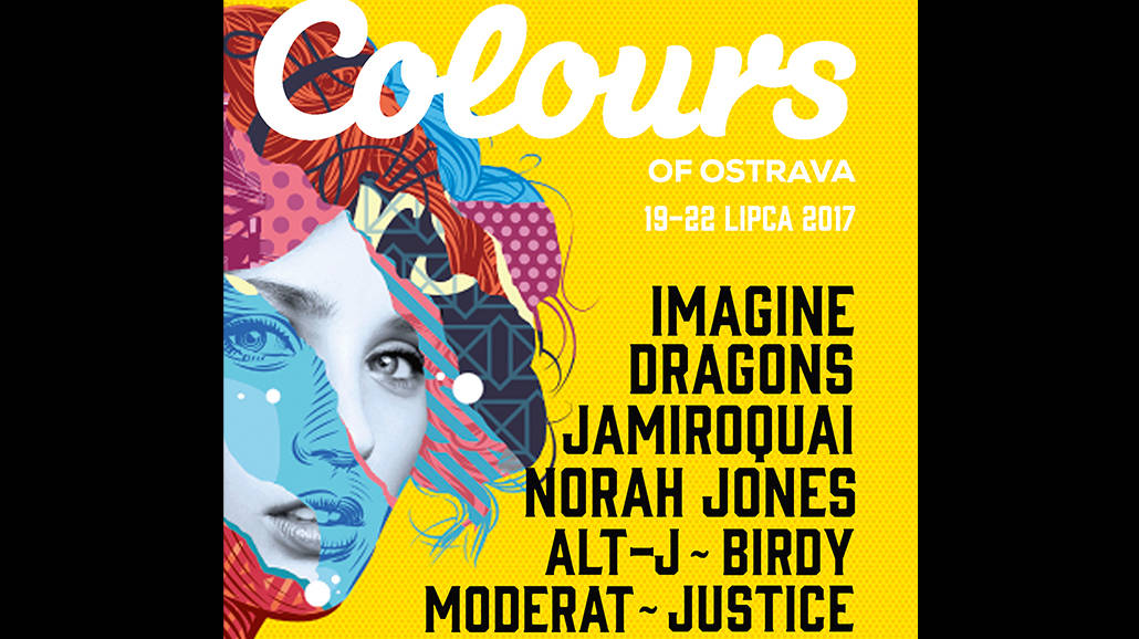 Colours of Ostrava 2017 przedstawia line-up Drive Stage