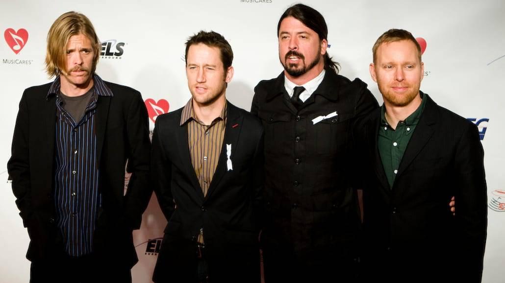 Foo Fighters na Open'erze!