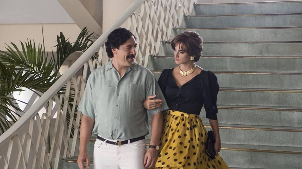 Kochając Pabla, nienawidząc Escobara - recenzja