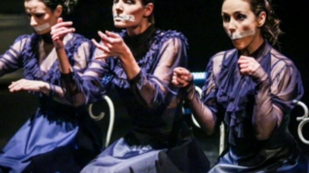 Teatr Pantomimy o anoreksji [ZDJĘCIA]