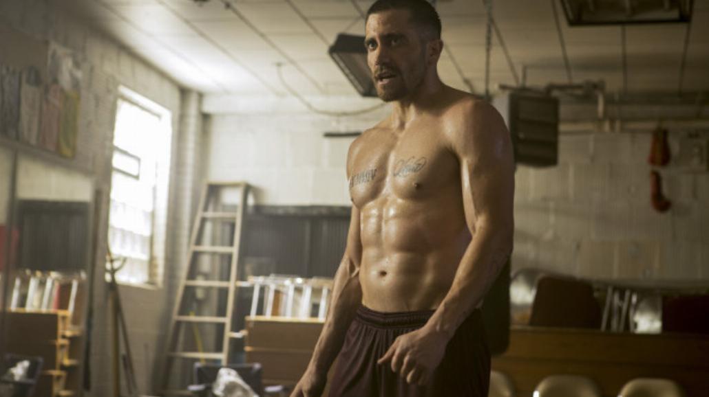 """Siłownia, dieta, boks. Tak Gyllenhaal trenował """"Do utraty sił"""" [WIDEO]"""
