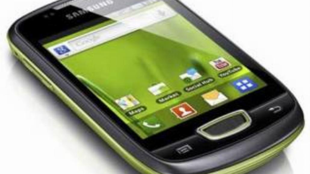 Samsung Galaxy Mini - recenzja telefonu