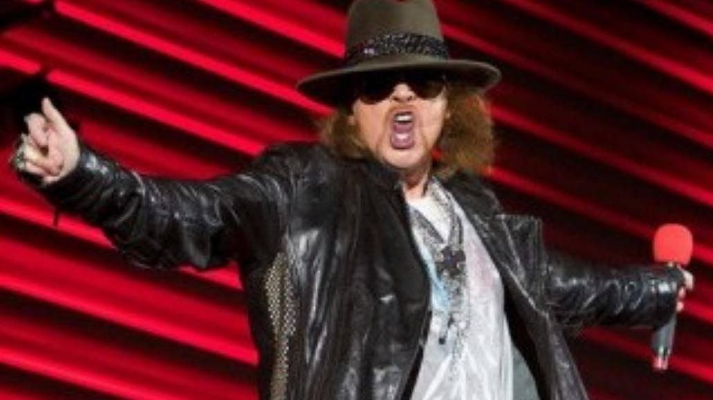 Nowy album Guns N' Roses już niedługo