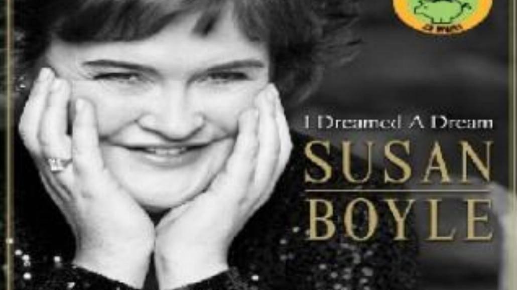 Susan Boyle przedpremierowo. Posłuchaj!