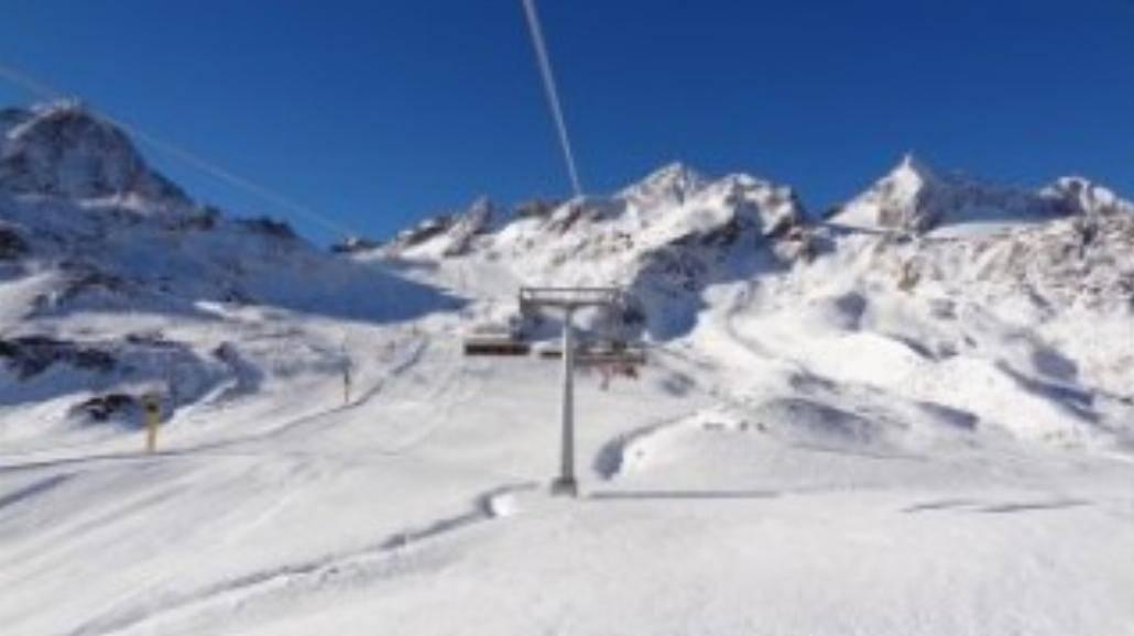 Alpine Snowboard Team rozpoczęli treningi