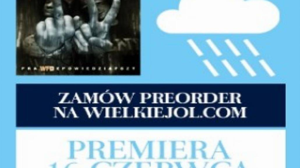 Ruszył preorder nowej płyty Warszafskiego Deszczu
