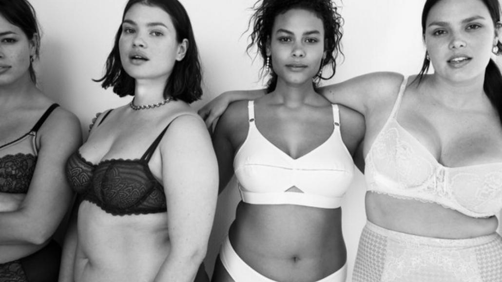 """Przełom w świecie mody? Zaokrąglone modelki w """"Vogue'u"""""""