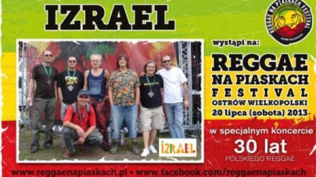 Reggae Na Piaskach 2013 - koncert specjalny
