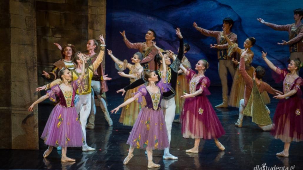 """""""Jezioro Łabędzie"""" w wykonaniu Royal Russian Ballet w Krakowie [FOTO]"""