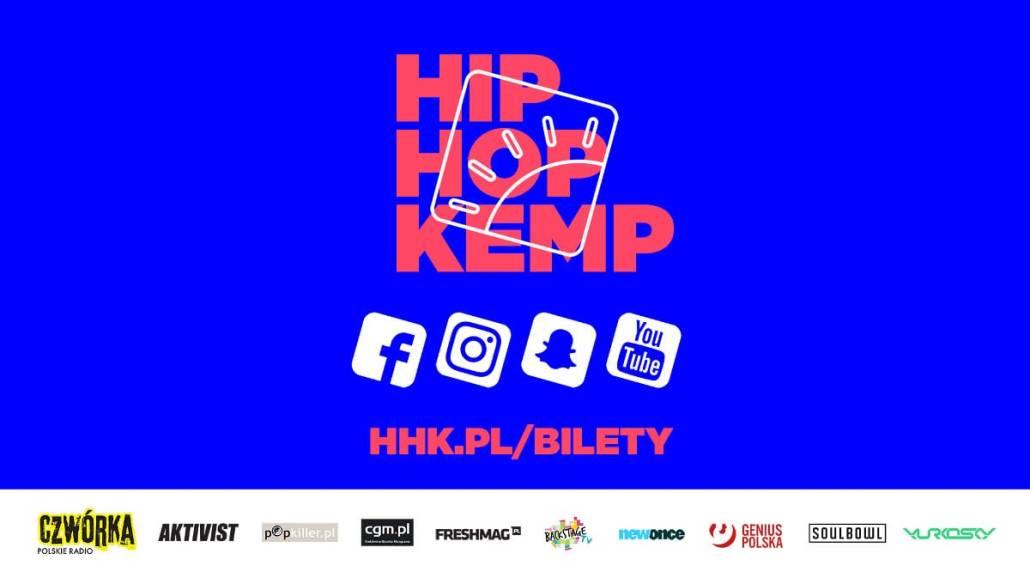 Hip Hop Kemp nadchodzi wielkimi krokami!