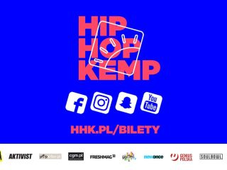 Hip Hop Kemp nadchodzi wielkimi krokami! - Hradec Kralove, HHP, Hip Hop Kemp