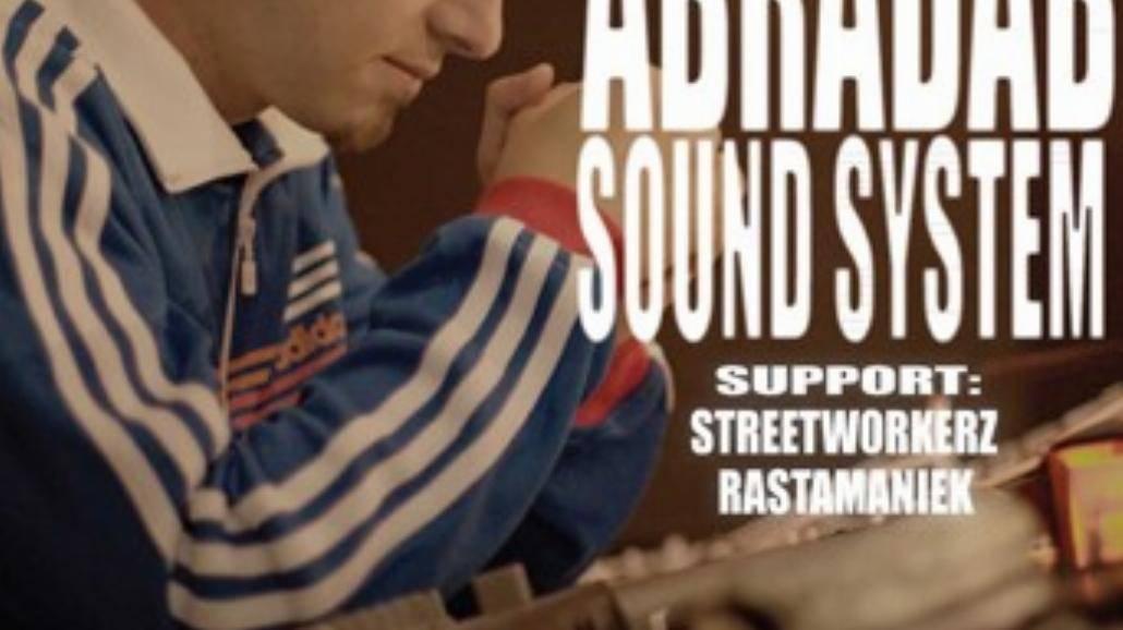 AbraDab Sound System w Fonobarze