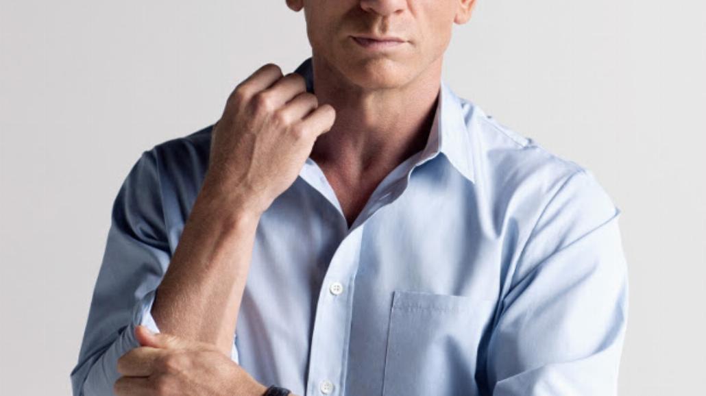 Daniel Craig w skeczu! Zobacz, jak BOND wypożycza auto w stylu agenta! [WIDEO]