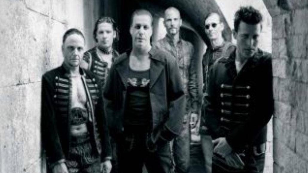 Rammstein na koncercie w Katowicach