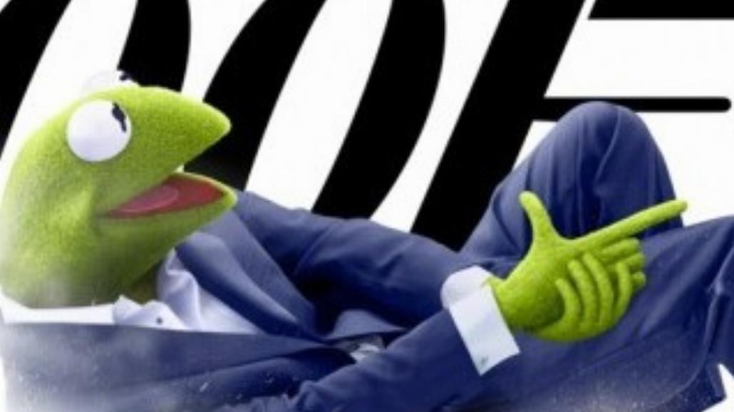 Muppety parodiują filmy szpiegowskie