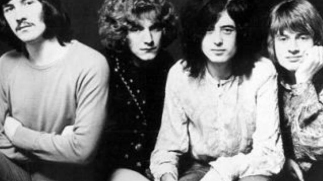 Więcej koncertów Led Zeppelin