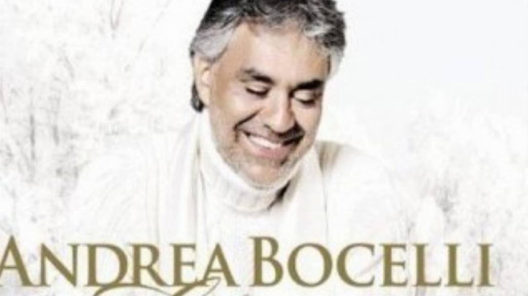 Świąteczny Bocelli lepszy od Adele!