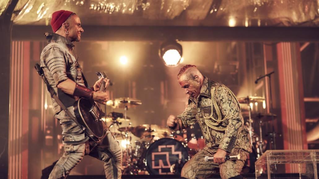 Rammstein w Chorzowie 2019