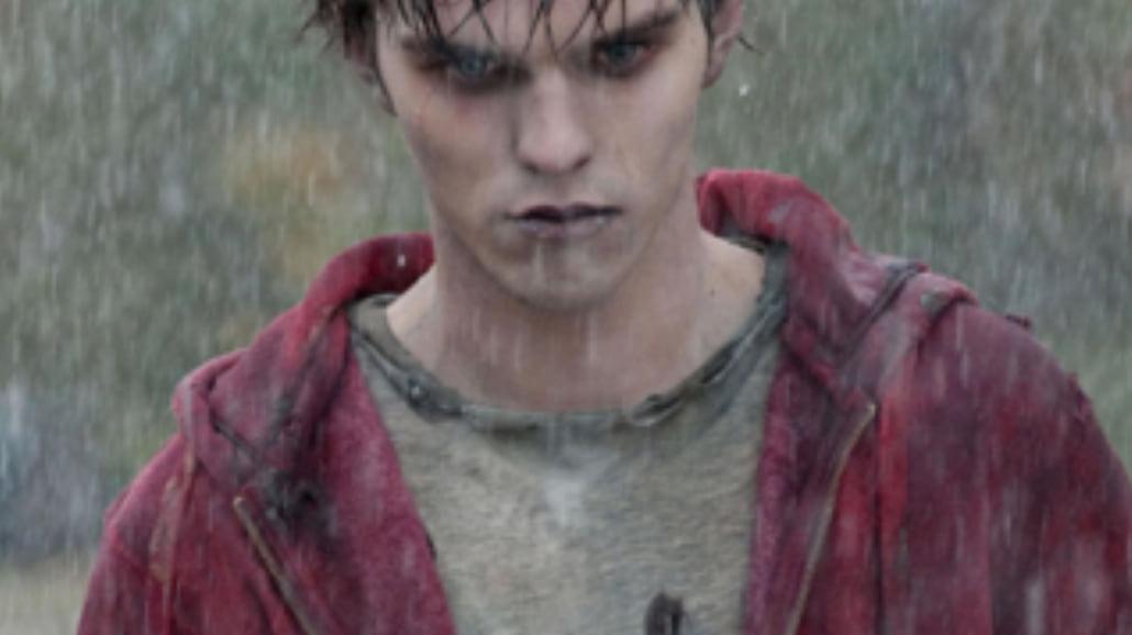 Nicolas Hoult zakochanym zombie - zobacz zwiastun