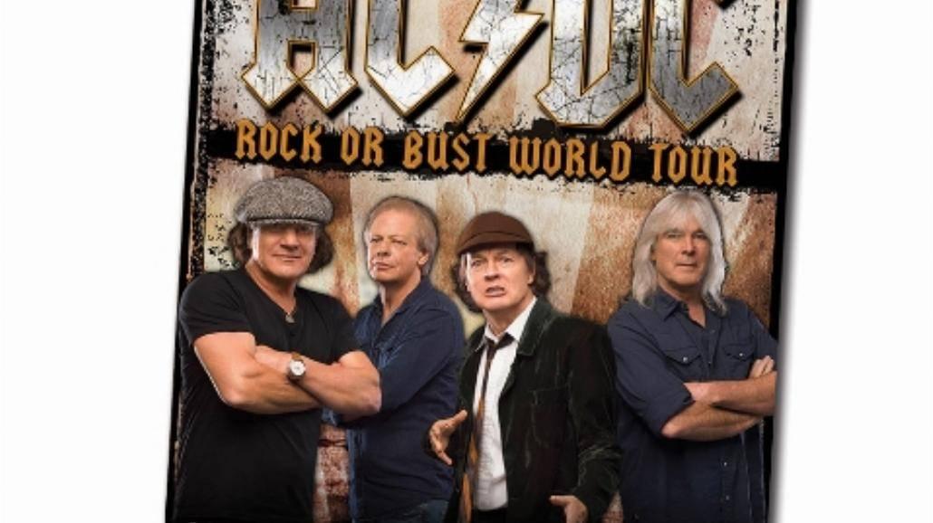 Koncert AC/DC w Warszawie. Bilety już w sprzedaży! [WIDEO]
