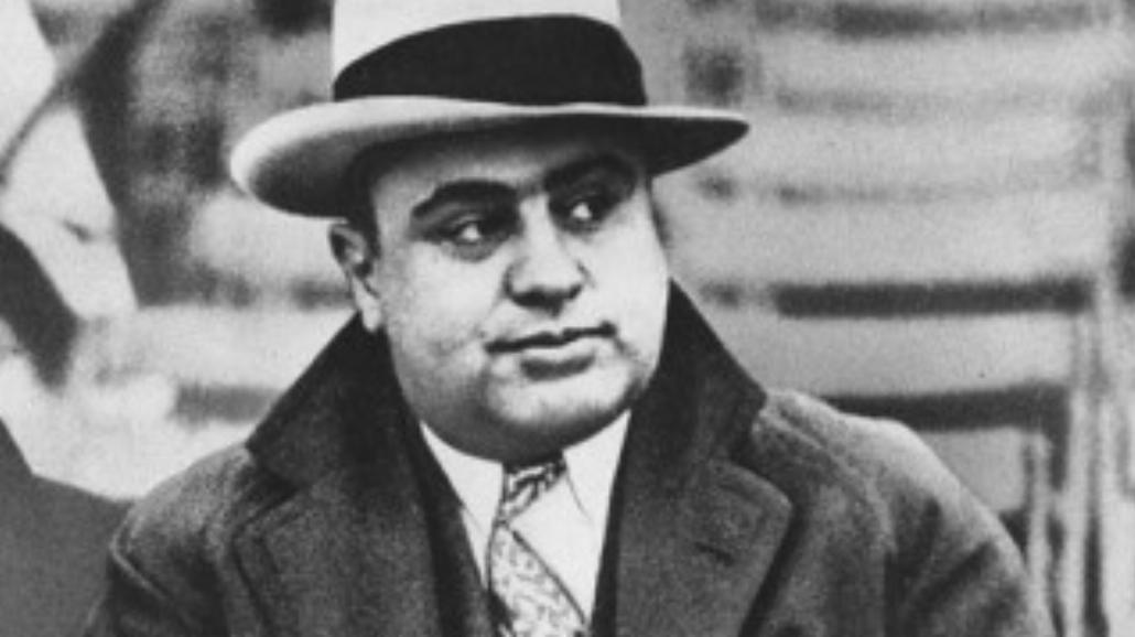 Legendarny Al Capone na dużym ekranie