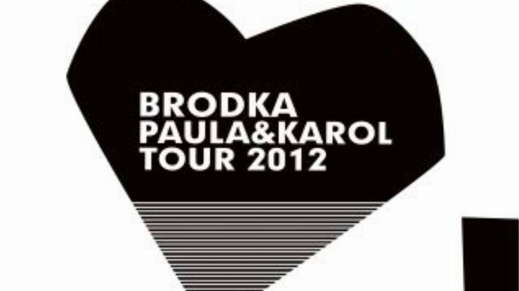 Brodka i Paula&Karol razem w trasie!
