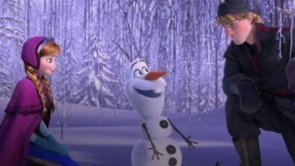 """""""Kraina lodu"""" na szczycie box office"""