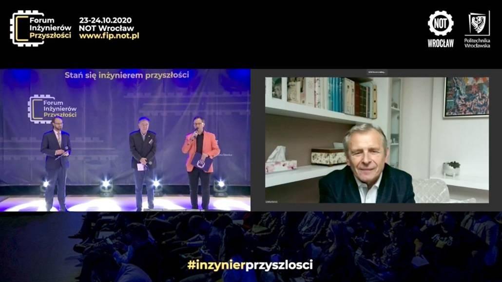 Forum InÅźynierÃłw Przyszłości 2020 - relacja
