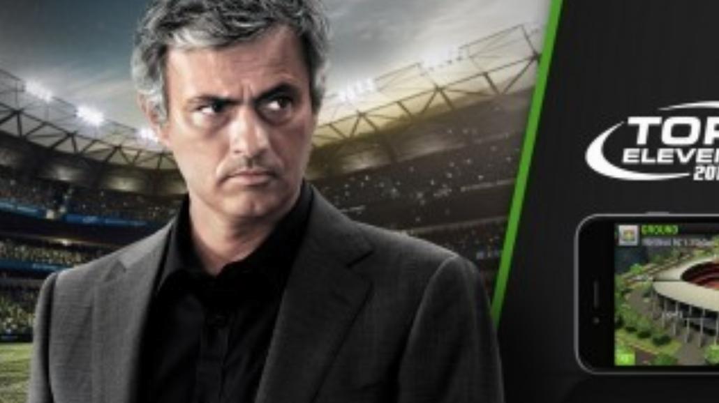 Top Eleven najpopularniejszą sportową grą