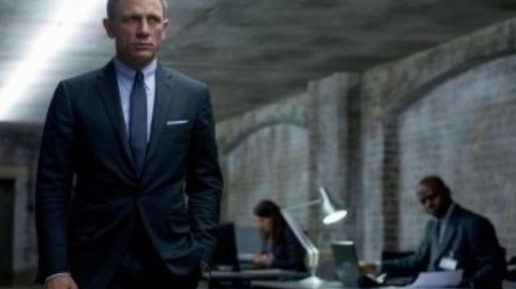 """""""Skyfall"""" - zobacz nowe zdjęcia Bonda"""