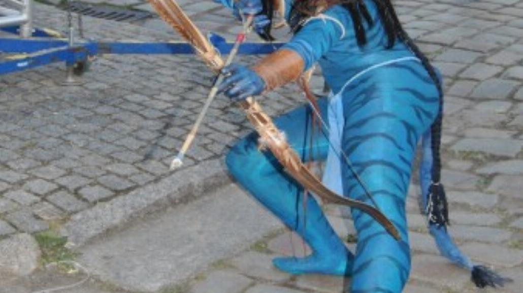 Avatar i Dzidziuś najlepszym przebraniem Pochodu!