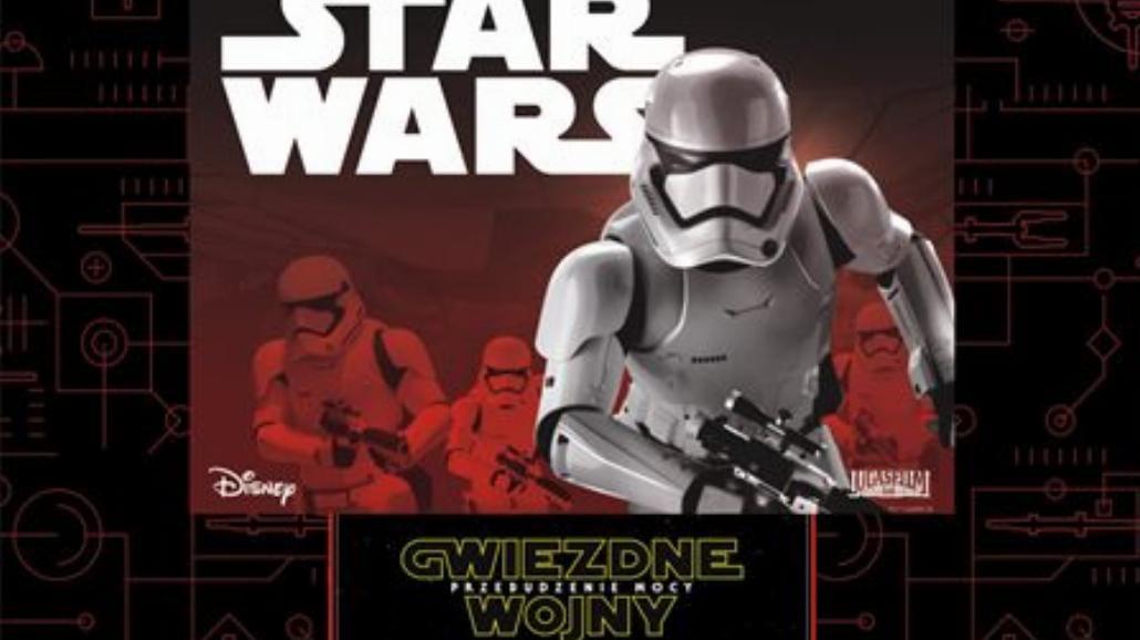 R2-D2 i szturmowiec częścią gwiezdnej przygody w Multikinie