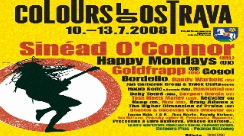 Jutro rusza Colours Of Ostrava
