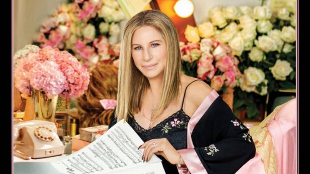 Barbra Streisand powraca z nowym albumem! [WIDEO]