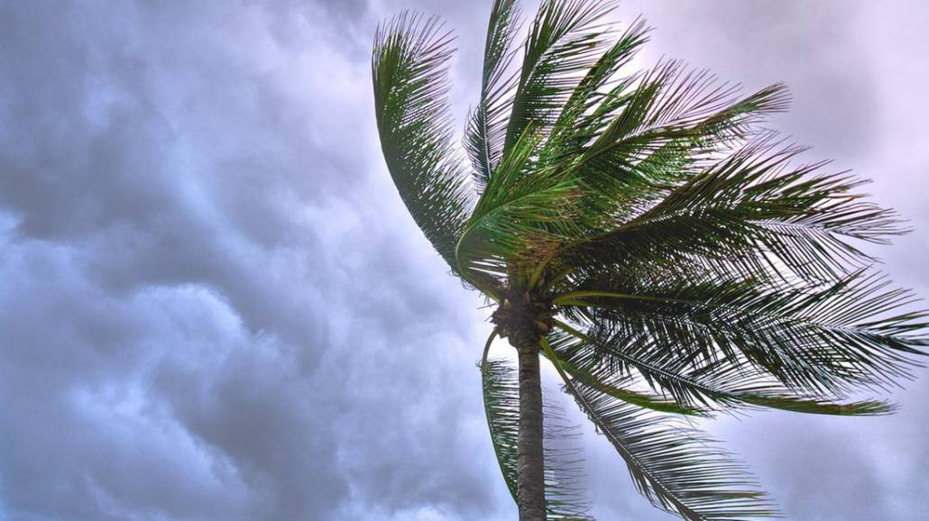 Tajfun Mangkhut to najpotÄ™Åźniejszy tajfun od 1946 roku.